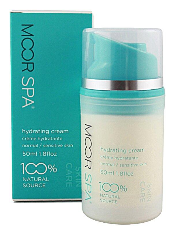Moor Spa - Hydrating Cream (50 ml)
