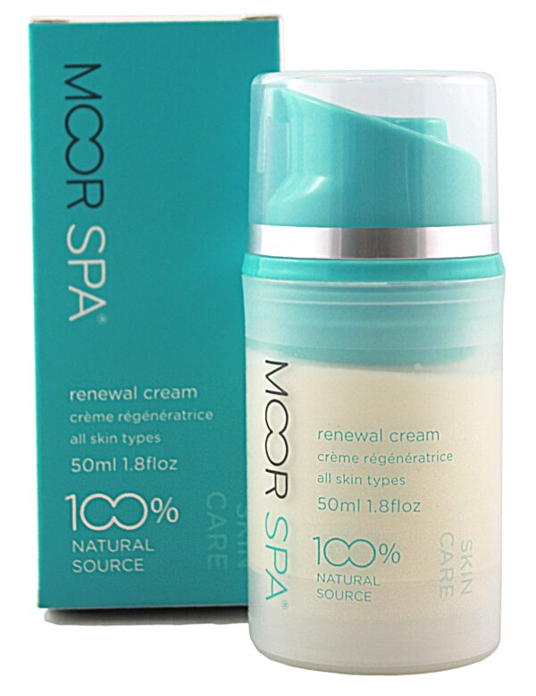 Moor Spa - Renewal Cream (50 ml)